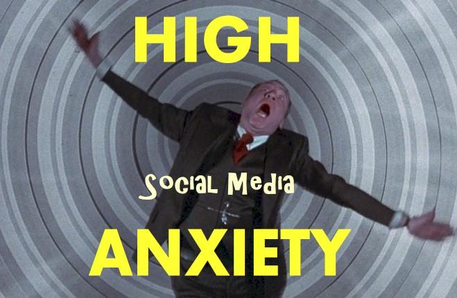 high social media anxiety