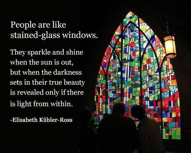 kubler ross quote